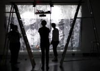 UNM students_Havana Biennial